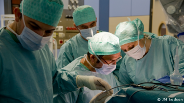 Présentation du Service de Chirurgie plastique, réparatrice et esthétique de l'Hôpital Erasme