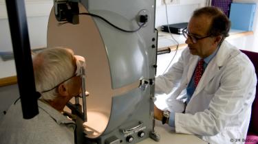 Présentation du Service d'Ophtalmologie de l'Hôpital Erasme