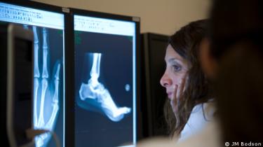 Présentation du Service d'Orthopédie-Traumatologique de l'Hôpital Erasme