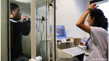 Présentation du Service de Pneumologie de l'Hôpital Erasme