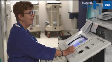 Le Service d'Endocrinologie déménage au nouveau Centre de consultation EMC (Erasme Medical Center)