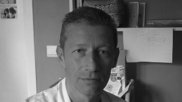 Vincent Donckier, professeur de chirurgie et Chef de la Clinique Transplantation à l´Hôpital Erasme