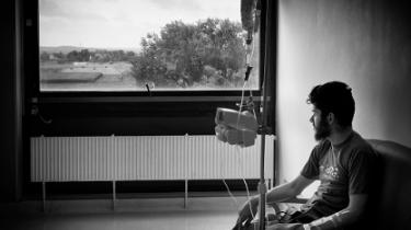 09.17 : Journée internationale du don d´organe exposition photo Hôpital Erasme Thierry Wieleman