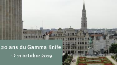20 ans du Gamma Knife de l'ULB