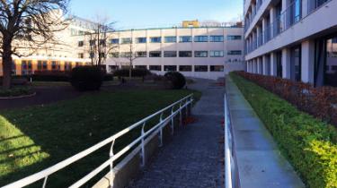 CTR, Centre de Traumatologie et de Réadaptation de l'Hôpital Erasme