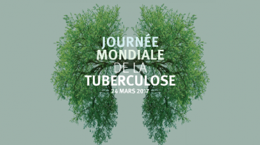 Logo Journée mondiale de la tuberculose 2017