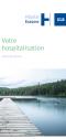 Couverture du dépliant Votre hospitalisation dans le Service de Gériatrie