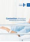 Image d'un patient hospitalisé attaché à son lit