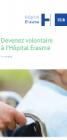 Devenez volontaire à l'Hôpital Erasme