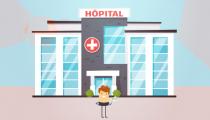 Pensez à toujours prendre votre carte d'identité électronique lorsque vous vous rendez à l'hôpital
