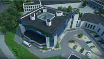 Vidéo 3D Centre de consultation EMC Hôpital Erasme
