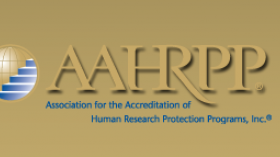 AAHRPP logo full accreditation