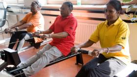 La kinésithérapie en dyalise à l'Hôpital Erasme