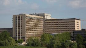 Bâtiment général de Hôpital Erasme