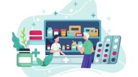 Nouveau comptoir pharmacie à l'Hôpital de Jour